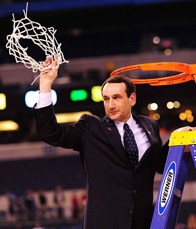 Four NCAA Championships Army (1975-1980)  Duke (1980-present)