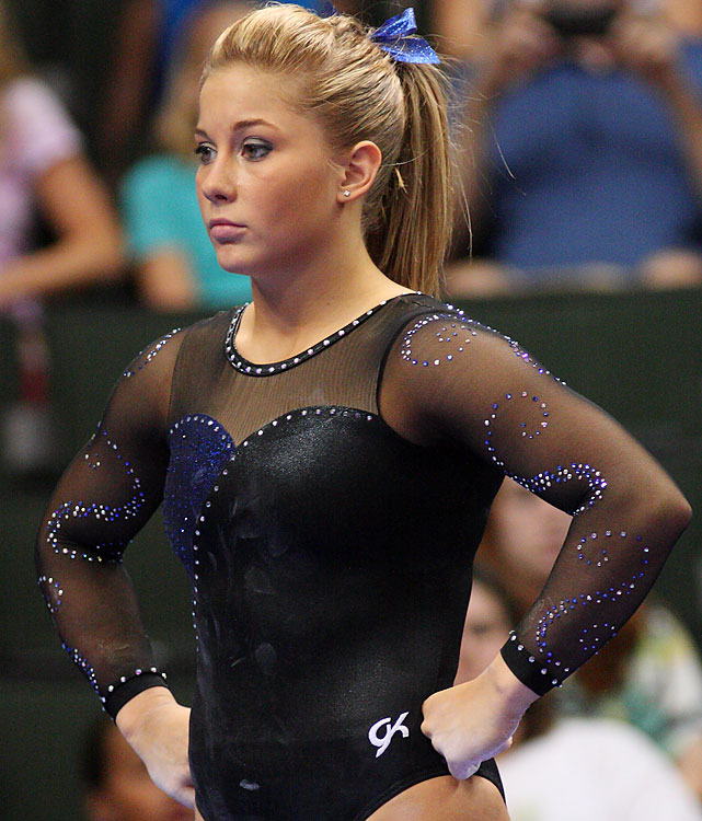 Won four gymnastics medals at the 2008 Olympics.  Dancing with the Stars  winner.