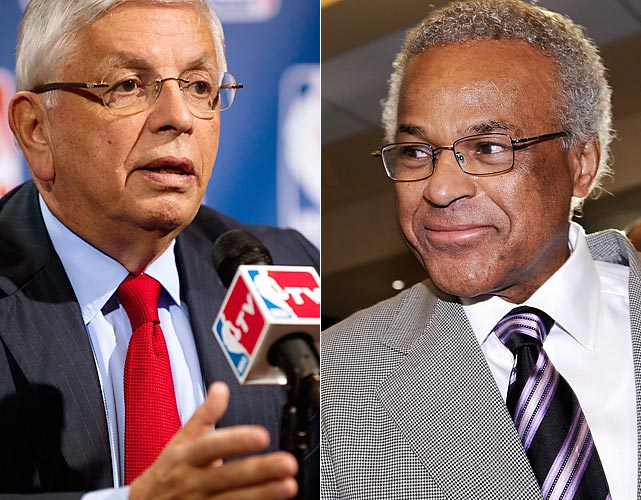 Taking a page from the NHL circa 2004, NBA owners and players squared off over a new collective bargaining agreement and ended up jeopardizing the entire 2011-12 season with an angry stalemate. While the owners dug in on their hard line and Commissioner David Stern issued ultimatums, the players union led by Executive Director Billy Hunter rejected a 50/50 revenue sharing deal that would have meant a seven percent cut, split into factions, and filed two antitrust lawsuits. Meanwhile a Poll Position telephone survey found that 76 percent Americans say they don't miss the NBA.