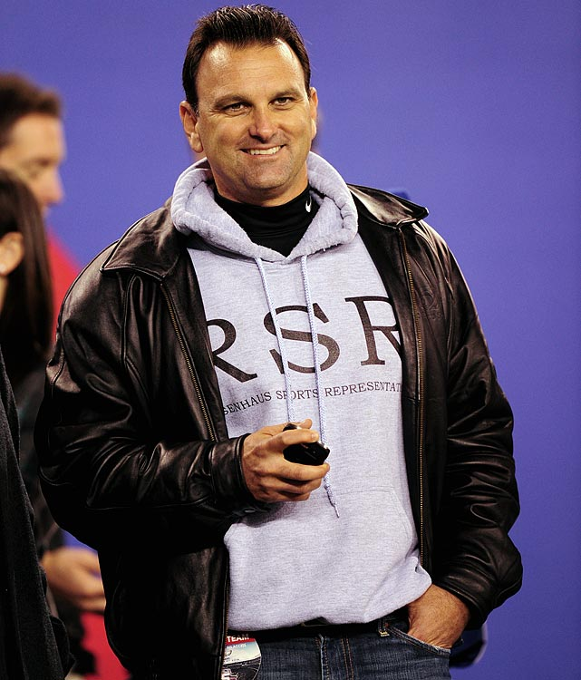 """Rosenhaus may be many things, but understated he is not. In a  60 Minutes  interview that aired on Oct. 9, the controversial agent proclaimed, """"I really believe that the NFL would fall apart without me,"""" referencing his role negotiating between owners and players. And to think, he was nowhere to be found during the 130-day lockout that beset the league from March 11 through July 25."""