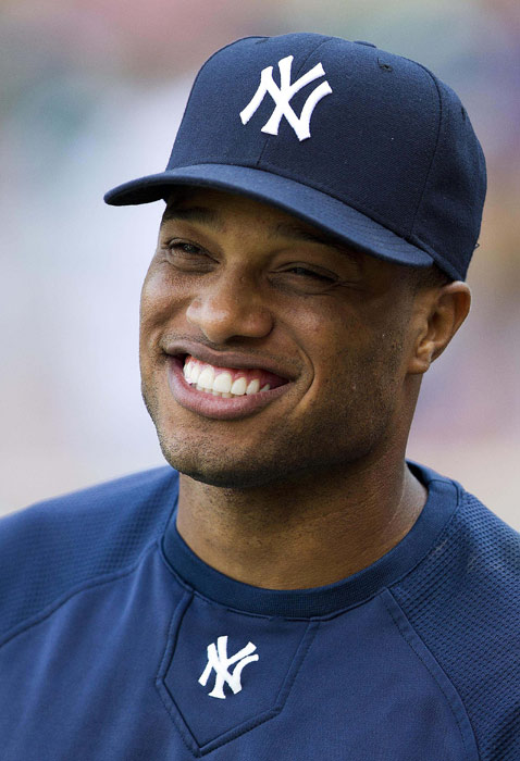Between Jeter and Cano, the Yankees are stacked with talent. And we're not talking baseball talent here.