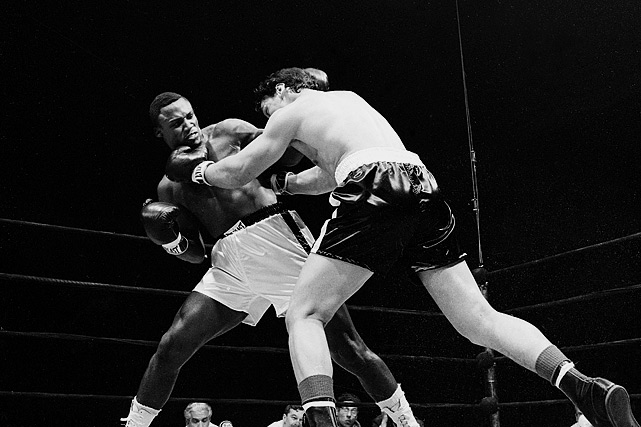 Here's a look at the 10 most notable fights in the career of Joe Frazier, who died Nov. 7 of liver cancer.   After capturing a gold medal at the 1964 Olympics, Frazier knocked out his first 11 professional opponents before facing his toughest test yet in Oscar Bonavena. The rugged Argentine floored Frazier twice in the second round, but the Philadelphian rallied to win a majority decision at Madison Square Garden.