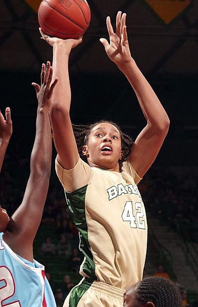 Tennessee has experienced little success against Baylor during the last two seasons. As an No. 8-seed in the 2010 NCAA tournament, the Bears sent the top-seeded Lady Vols packing from the Sweet Sixteen before dominating UT in a regular-season meeting the following Dec. 14 behind Brittney Griner's 21 points and nine blocks. Pat Summitt's Lady Vols bring back almost their entire roster from last season for another shot at the Bears.