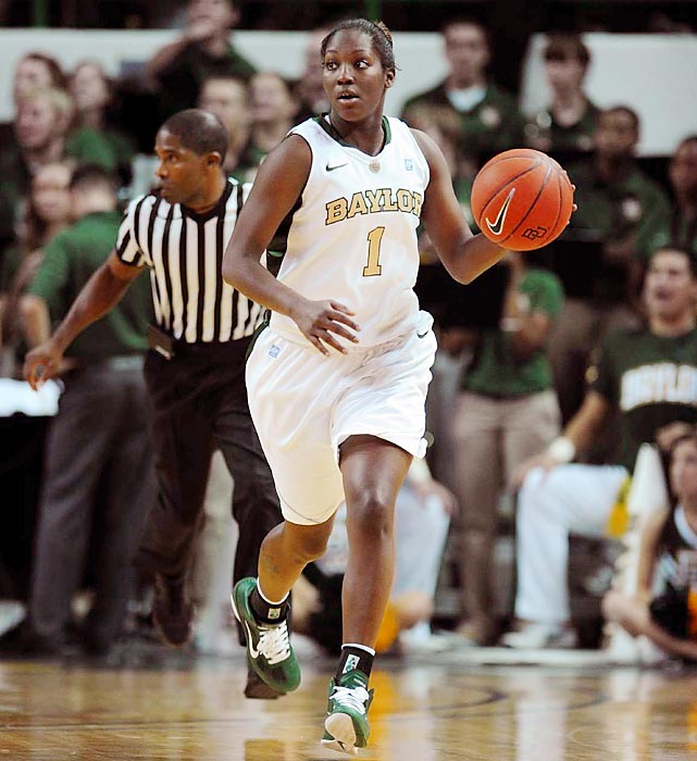 Baylor finished last season with a 35-3 record and an NCAA tournament loss to eventual national champion Texas A&M. The Bears experienced few speed bumps last season, but a 65-64 loss to UConn in November was a thorn in the side of coach Kim Mulkey. With unanimous All-America selection Brittney Griner returning down low, the top-ranked Bears are hungry. A Big 12 title might be first on Baylor's priorities, but near the top is a win against the Huskies, who have never lost to Baylor.