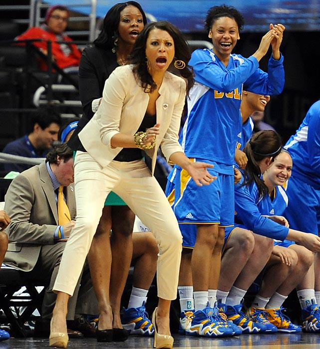 Tennessee was the media's unanimous preseason choice to win the SEC and likely won't face much conference adversity. But the rivalry with SEC foe LSU experienced a renewed vigor when the Tigers hired former UCLA coach Nikki Caldwell in April. Caldwell won a championship as a player and two more as an assistant to Pat Summitt at Tennessee. LSU is back in the top 25 after a 19-13 season last year, so what better way for Caldwell to make her mark in the SEC than to stick it to her former mentor?
