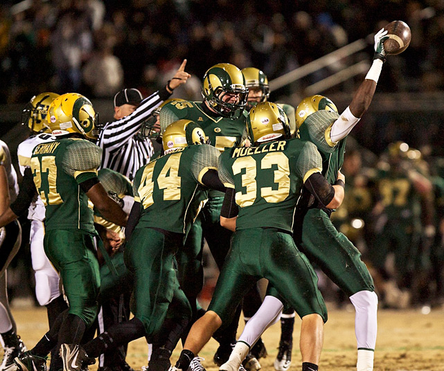 Previous rank:  NR  Last game:  33-7 win over West Forsyth (Ga.)  Next game:  Dec. 2 vs. Colquitt County (Ga.)   All records through Nov. 30, 2011
