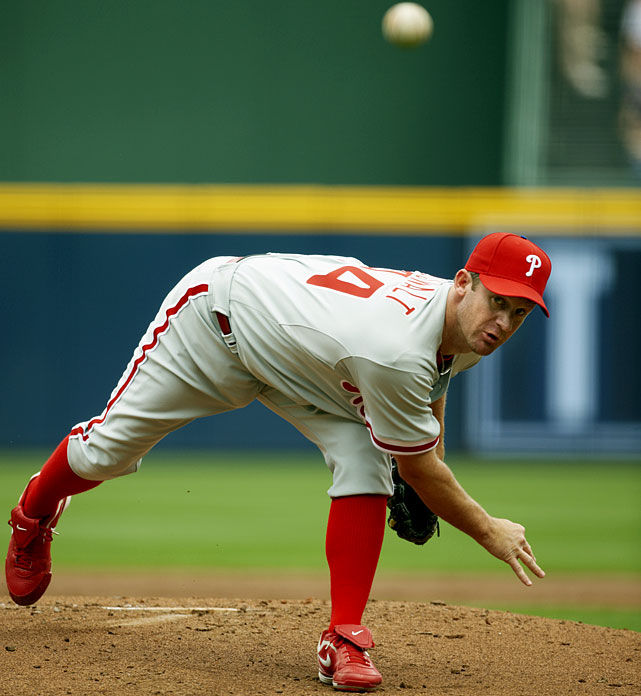 CURRENT TEAM:  PHILLIES  BEST FIT:  RANGERS   The Phillies declined Oswalt's $16 million option, and that could well mean that their four-ace rotation -- which failed, shockingly, to get them out of the NLDS -- will next season be reduced to a three-ace model. Oswalt could return to the Phillies, but the Rangers -- who were, arguably, a No. 1 starter short of their first World Series title -- could want him even more, and the Mississippi native might enjoy playing for a contender in Texas.