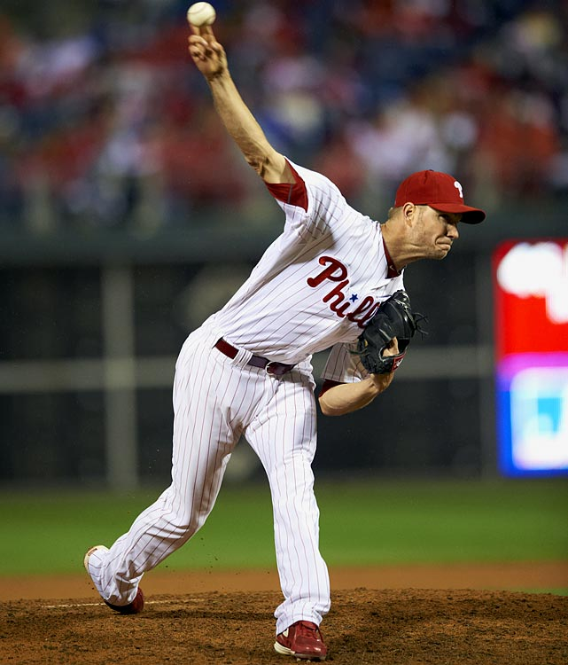 CURRENT TEAM:  PHILLIES  BEST FIT:  PHILLIES   Madson, formerly a top setup man, became a full-time closer for the first time in 2011, and he responded well, converting 32 of his 34 chances. That season makes him the third-best closer on the free-agent market -- but, like the two in front of him, he is likely to stay put.