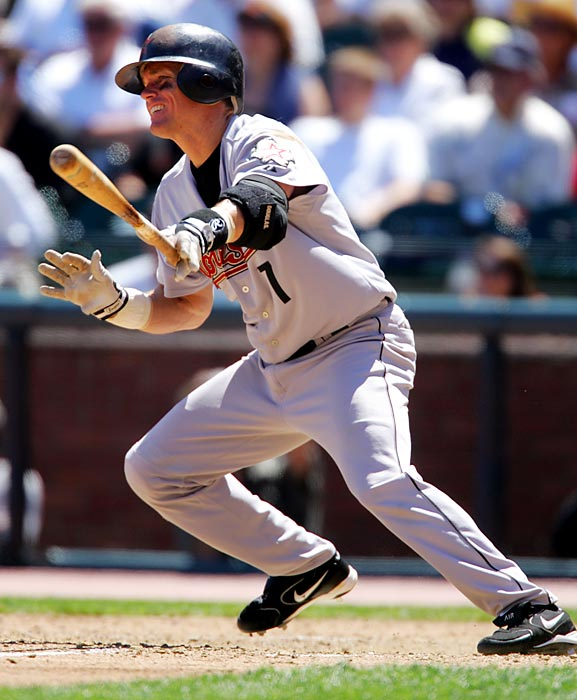 Biggio was a seven-time All-Star, five-time Silver Slugger winner and four-time Gold Glove winner. He is one of nine players to amass over 3,000 hits with the same team.