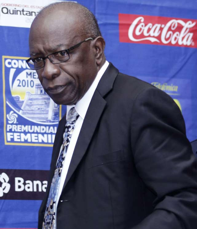 """Anton Sealey is the president of the Bahamas Football Association. His vice-president is Fred Lunn. Together they blew the whistle on a cash-for-votes bribery scheme that brought down two of the three most powerful men in FIFA. In May, while Sealey was in Zurich preparing for the FIFA Congress, he sent Lunn to a special meeting of the Caribbean Football Union in Trinidad convened by CONCACAF president Jack Warner (pictured) and FIFA presidential candidate Mohammed bin Hammam of Qatar.""    Click here to read more."