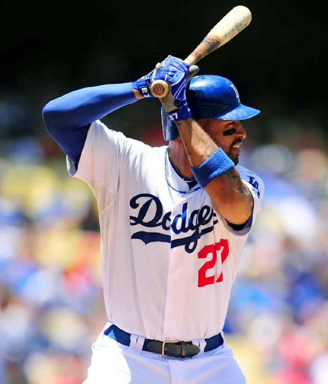 """According to Baseball Reference's Wins Above Replacement metric, (Matt) Kemp completed the best season for any player, of any ilk, since Barry Bonds in 2004. His statistics alone should make him a strong contender to be named SI's Sportsman of the Year. But the circumstances in which Kemp produced his historic season -- the unrelenting way in which he brought pride to a legendary franchise that had been all but strip-mined of the stuff -- should make him the award winner.""    Click here to read more."