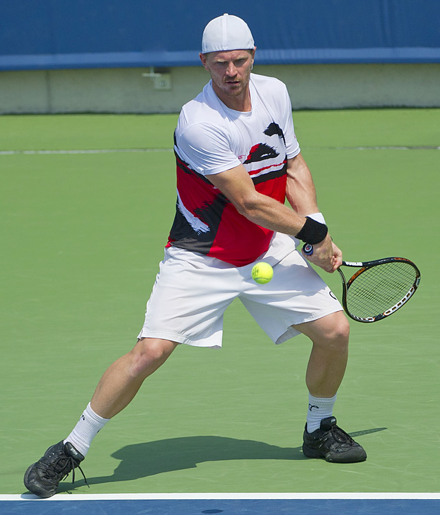Bogomolov was voted the most improved player on tour by his peers after a steady season. Bogomolov didn't make any finals, but he did beat Andy Murray and Jo-Wilfried Tsonga and made the third round of Wimbledon and the U.S. Open.