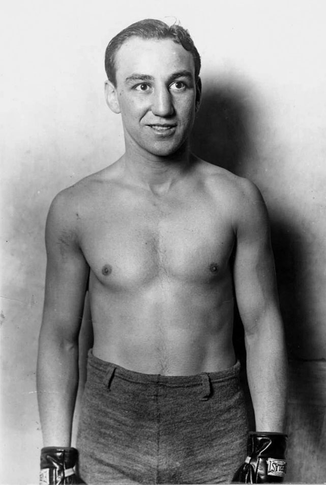 Fields won Olympic gold as a featherweight in 1924, capturing the world welterweight title as a pro.
