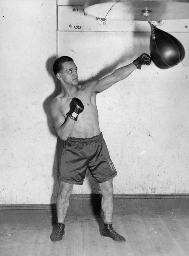 One of the all-time great flyweights, Genaro followed up his Olympic title by winning the 112-pound world championship as a professional.