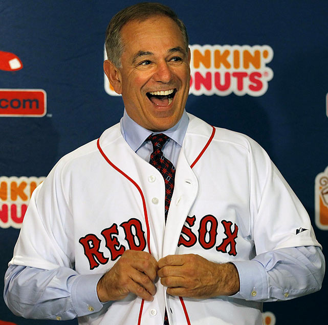 The 61-year-old replaced Terry Francona, who left after eight years in which he guided the Red Sox to two World Series titles but also the biggest September collapse in baseball history. The first job for the former Mets and Rangers manager: reversing a culture in which players ate takeout fried chicken and drank beer in the clubhouse during games instead of sitting on the bench with their teammates.