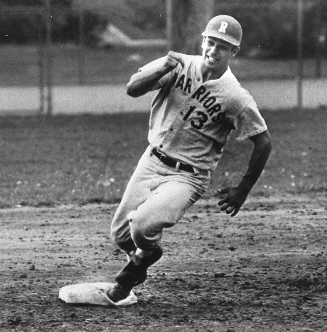 A star in baseball and football, Valentine was widely recruited out of Rippowam High School in Stamford, Conn. He attended USC and was drafted by the Los Angeles Dodgers with the No. 5 pick in the 1968 Amateur Draft.