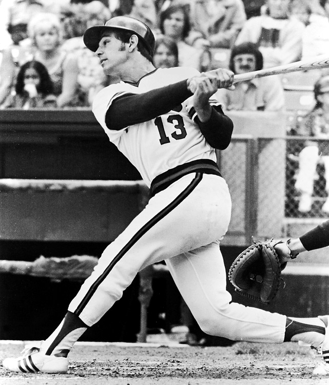 Valentine spent parts of 10 seasons in the majors with the Dodgers, Angels, Padres, Mets and Mariners. Primarily an infielder, Valentine's career was derailed by a broken leg sustained when his spikes caught the chain link fence at Anaheim Stadium in 1973 as he tried to catch a home run. Valentine finished with a .260 career batting average, 12 homers and 157 RBIs.