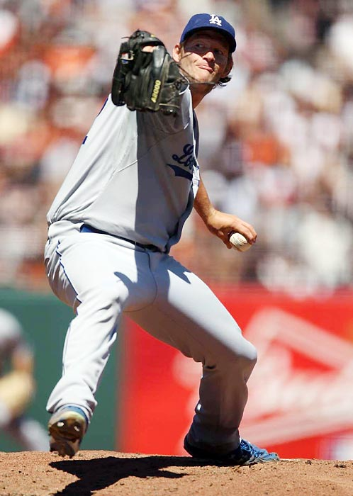 Kershaw, the No. 7 overall pick in 2006, was already the Dodgers' ace when the season began but he still had just a 26-23 career record with a 3.17 ERA. In 2011, though, he went 21-5 with a 2.28 ERA, leading the league in wins, ERA and strikeouts to capture the pitching Triple Crown, a feat that earned him the NL Cy Young Award.
