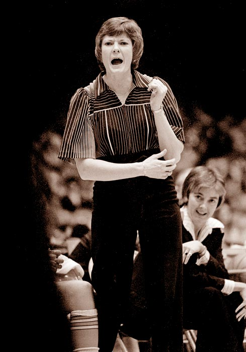 IPat Head guided Tennessee to its first No. 1 ranking and first Association for Intercollegiate Athletics for Women (AIAW) tournament Final Four in 1978, finishing third.