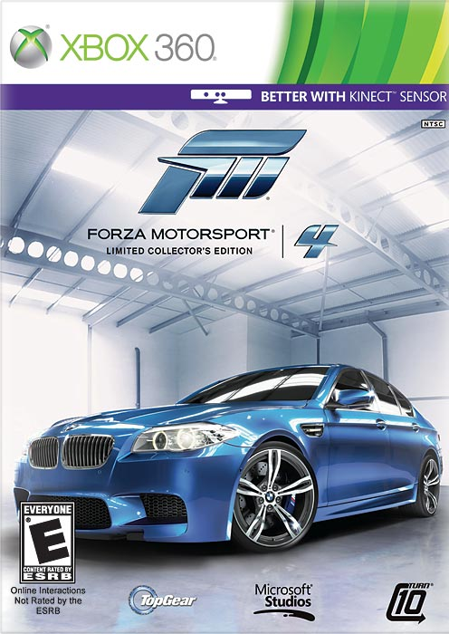 Forza 4 took the pole position as best racing sim this year and may well front-run until the next Xbox drops.
