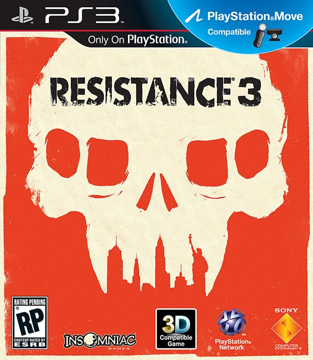 Resistance 3 is a gritty first-person shooter that delivers entertaining action with well-crafted environments and challenging waves of enemies.