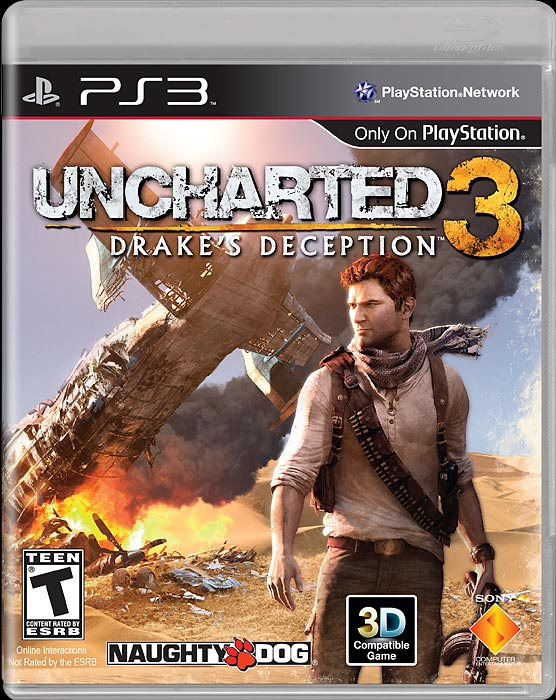 Uncharted 3 earns our Game of the Year award thanks to sweet graphics, an engrossing campaign and stellar multiplayer.