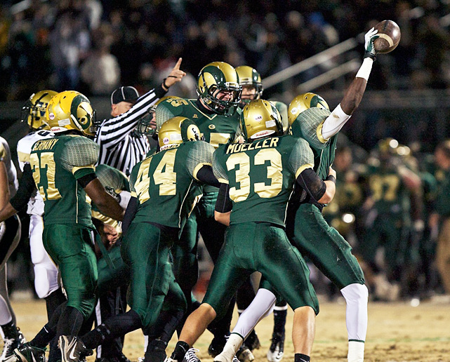 Bosco may boast the nation's best defense, but not by much. Fronted by five-star defensive end Robert Nkemdiche, the Rams' unit was equally unforgiving, notching six shutouts in 2011. The last one, a 24-0 blanking of Walton (Ga.) in the Class 5A championship, was a consummate display of dominance: Grayson surrendered 95 total yards, negative 19 in the first half.