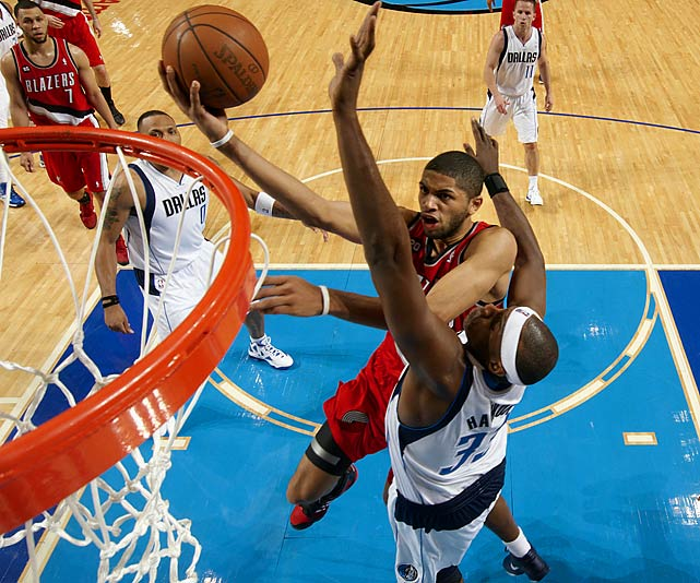 Batum failed to reach a contract extension with the Trail Blazers, meaning he'll enter the summer as a restricted free agent.