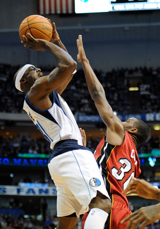 Jason Terry scored a team-high 23 points, with four three-pointers, while coming off the bench.