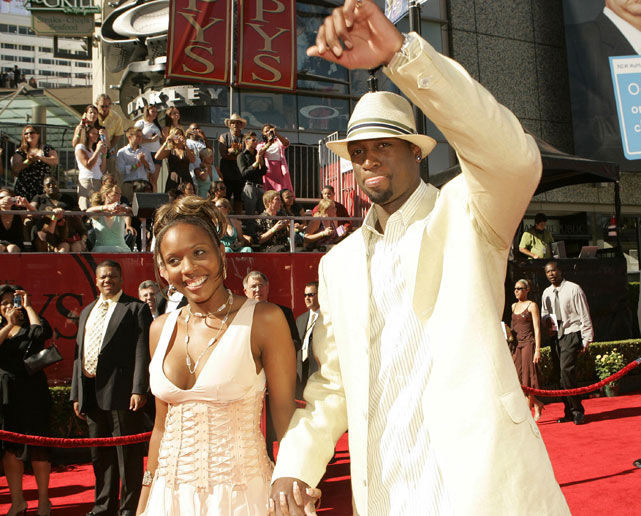 Dwyane and Siohvaughn Wade. The relationship from hell. What other way can you describe a public split that included baseless claims of STD transmission and one suing the other's new better half (Gabrielle Union) for emotional distress. Hot mess.