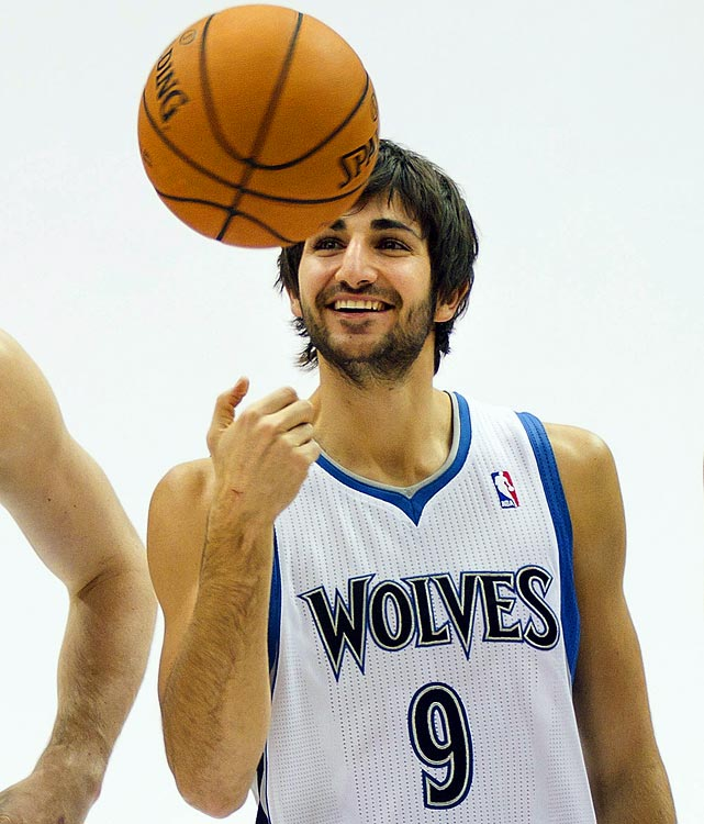 At long last, Minnesota fans will finally get to see their highly touted 2009 draft pick in action. The Spanish sensation struggled in Eurobasket this past summer (1.5 points and 2.1 assists in 15 minutes per game), but Timberwolves executives are still hopeful Rubio can help turn the franchise around. And if his NBA preseason debut was any indication,  they have reason to be optimistic.