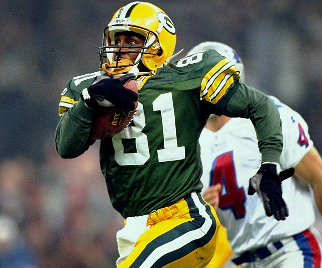 Howard, the 1991 Heisman trophy winner, is the only return man to win the Super Bowl MVP. In 1997 he totaled a Super Bowl-record 90 punt return yards and 154 kickoff return yards with one touchdown for the Green Bay Packers.
