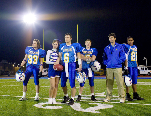 The Emmy-award-winning show about high school football in Texas finally punted after five seasons. The show built a cult audience but was ratings-starved on NBC (and later Direct TV). Luckily for  FNL  fans, a movie sequel based on the TV show is in the works and could hit theaters in 2012.