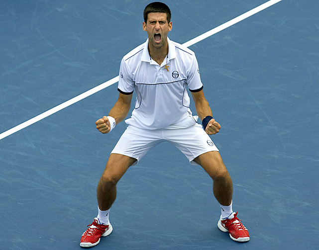 Same question as Yani Tseng: What can one of the world's most dominant athletes do for an encore? By mid-September, Djokovic was 64-2 with 10 titles, including three majors, igniting debate about whether he was putting together the best season of all time. But injuries caught up with Djokovic in the fall and he lost four of his last 10 matches, bringing his year-end record to a still-otherworldy 70-6 (to go with an all-time-high $12.6 million in earnings). We won't have to wait long to see if Djokovic is recharged for 2012: The Australian Open begins Jan. 16.