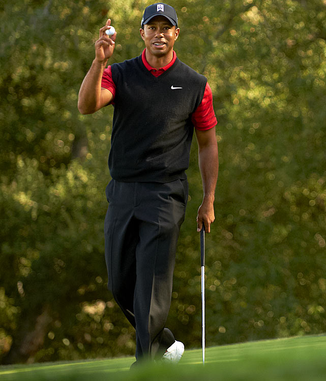 Tiger's win at the Chevron World Challenge in December wasn't major, but his fist pump on the 18th green showed how meaningful it was to Woods. It had been more than two years since his last victory, at the 2009 Australian Masters, and in that time he'd been divorced, changed coaches and caddies, and lost (and gained) several sponsors. But he still needs to win a full-field tournament to complete his comeback. If he were stock, now would be a good time to buy. Few will be surprised if Woods wins in 2012, maybe more than once, and maybe soon.  (U.S. Open champion Rory McIlroy will also be one to watch in 2012.)
