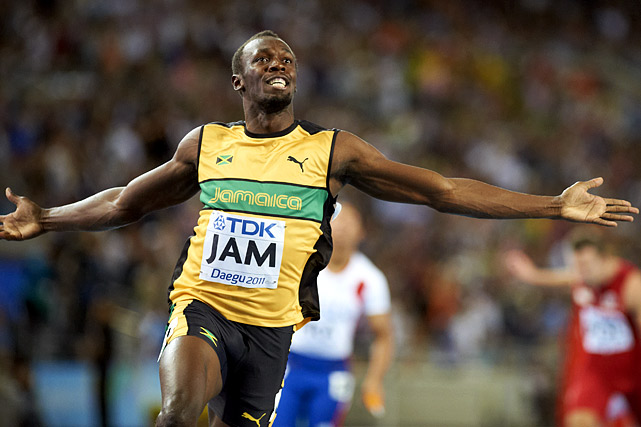 Bolt's performance at the 2008 Beijing Olympics, where he set world records in the 100 and 200 meters, created a ridiculous standard. And then a year later, he broke the 100 (9.58) and 200 (19.19) records at the world championships in Berlin, raising the bar of expectation even further. Can Bolt live up to the hype in London? It won't be easy: Bolt has slowed slightly, while Tyson Gay (2010) followed by Yohan Blake (2011) sped up enough to create stiffer challenges.