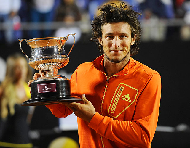 def. Carlos Berlocq 6-3, 6-7 (1), 6-1 ATP World Tour 250, Clay, $398,250 Vina del Mar, Chile
