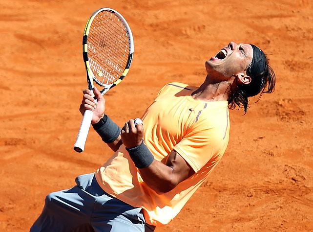 def. Novak Djokovic 6-3, 6-1 Masters 1000, Clay, €2,427,975  Monte Carlo, Monaco