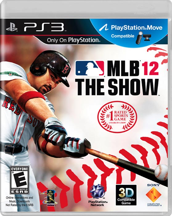 With amazing graphics and gameplay MLB The Show has held the title of best baseball game -- on any platform -- for many years. Now The Show has tabbed Red Sox All-Star first baseman as the cover athlete for this year's game.  Gonzalez joined the Red Sox in 2011 and notched an impressive season with a .338 batting average, 27 home runs, 117 RBIs and a .410 OBP. MLB 12 The Show is scheduled to be released March 6 on the PS3 and March 27 on the Vita.
