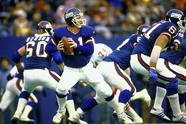 The Giants finally got the best of San Francisco in 1986, getting a strong performance from their defense and an efficient game from quarterback Phil Simms to beat the 49ers 17-3. New York didn't play as well in the NFC Championship, falling to the eventual Super Bowl champion Bears 21-0 at Soldier Field.