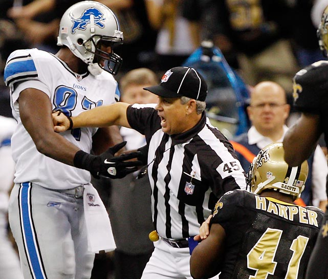 Detroit wideout Calvin Johnson will receive the majority of the Saints secondary's attention this weekend, but if New Orleans isn't careful they could get burned by big tight end Brandon Pettigrew. The 6-foot-5, 265-pound Pettigrew only had two catches for 13 yards in the Lions' 31-17 Week 13 loss at New Orleans, but he could get open often against strong safety Roman Harper, who traditionally struggles in coverage against tight ends.