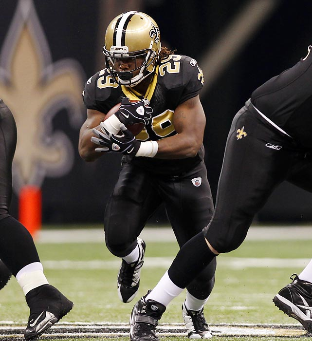 With Mark Ingram going on Injured Reserve earlier this week, Ivory should get the majority of the carries against the Lions on Saturday night. The second-year back has only played in six games this year but did well down the stretch, averaging nearly five yards per carry on 58 attempts in the Saints' final four games. Five yards per carry is what the Lions' front seven allowed this year, 23rd in the league.