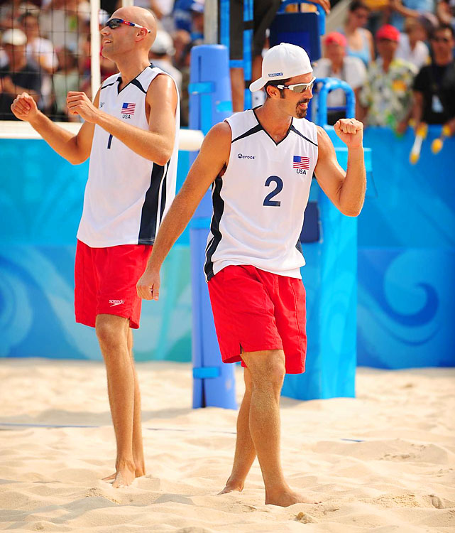 The defending male Olympic champions are ranked No. 1 in Olympic qualifying and are a safe bet to make it to London. Whether they can win repeat gold is a different matter. Dalhausser and Rogers were shockingly dispatched in the round of 16 at the 2011 world championships.