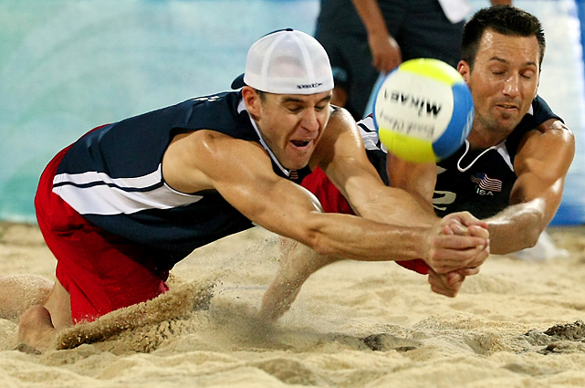 Gibb and Rosenthal are vying for their second straight Olympics after getting knocked out in the 2008 quarterfinals. They're in a tight battle with Matt Fuerbringer and Nick Lucena for the second and final U.S. men's berth in London.