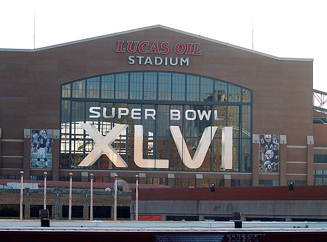 Peyton Manning, Dallas Clark and Reggie Wayne adorn Lucas Oil Stadium. Will any of them be Colts next season?