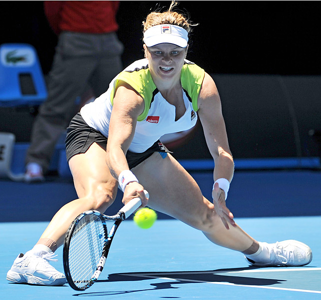 The defending champ fell in the semifinals in what may have been her final match in Melbourne.