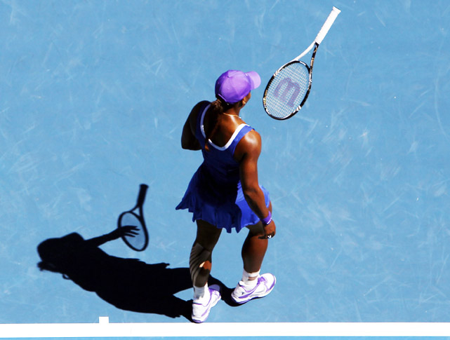 Serena Williams earned her 500th career WTA Tour win in Melbourne, but took an ugly fourth-round exit at the hands of Ekaterina Makerova shortly thereafter.