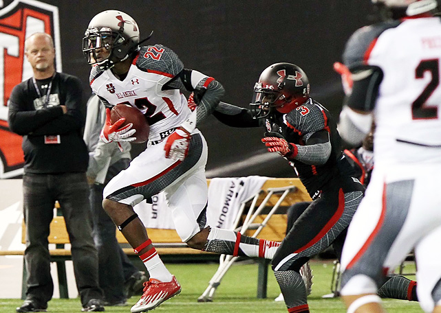 High School:  Miami Northwestern (Fla.)  Height:  6-1  Weight:  175 After corralling 36 receptions for 722 yards and six scores for 7-3 Northwestern, Cooper made a national impression by scoring two touchdowns, including a 93-yard punt return, in the Under Armour All-America Game. He committed to Alabama over Florida State, Miami, Ohio State and West Virginia in September.