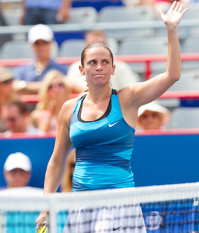 def. Jelena Jankovic, 7-5, 6-3 WTA International, Hard (Outdoors), $220,000 Grapevine, Texas