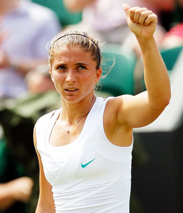 def. Barbora Zahlavova Strycova 6-1, 6-3 WTA International, Clay, $220,000 Palermo, Italy